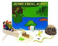 Jump Frog Jump 3D Storybook