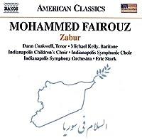 Mohammed Fairouz: Zabur by Dan Coakwell