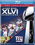 NFL Super Bowl Xlvi: 2011 New York Giants [Blu-ray] [Import]