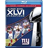 NFL Super Bowl Xlvi: 2011 New York Giants [Blu-ray] [Import]