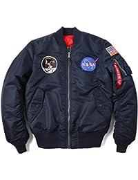 ALPHA アルファ TA0113 NASA APOLLO TIGHT MA-1 フライトジャケット