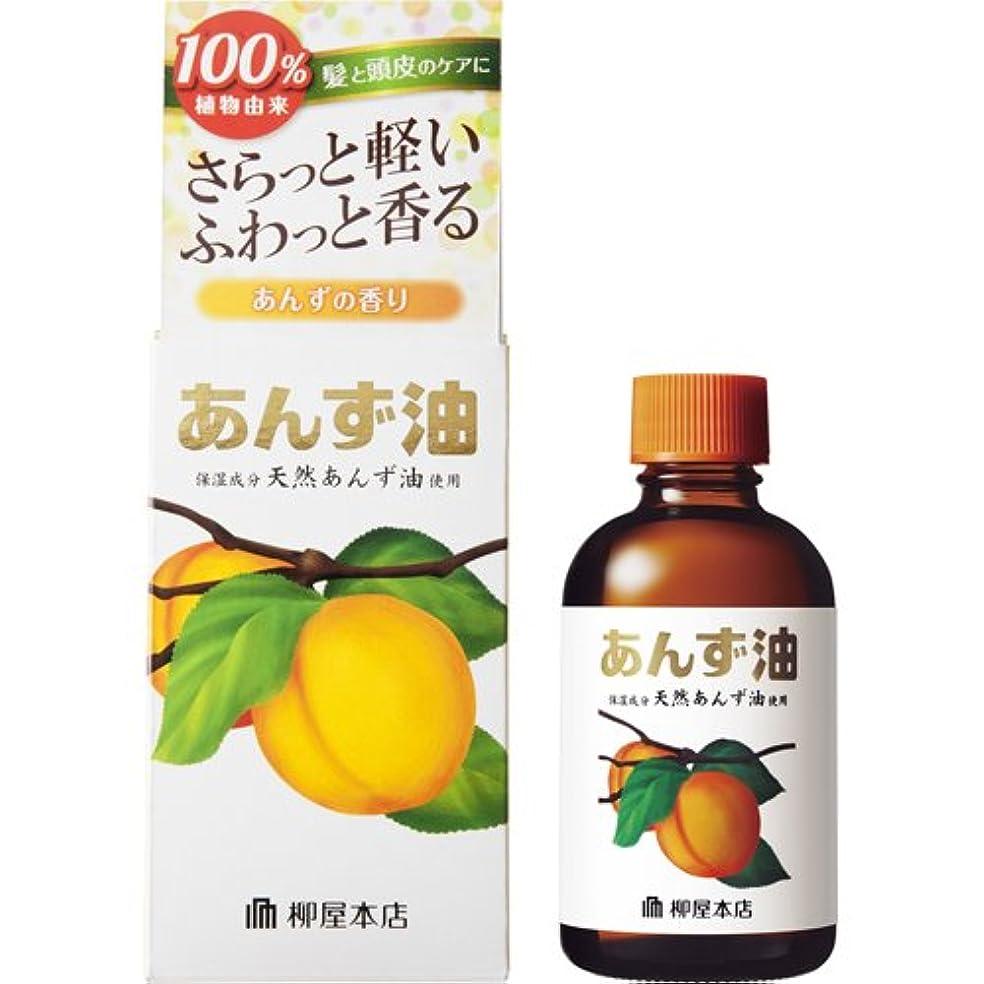 硫黄アリ伝統的柳屋 あんず油60ML