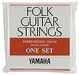 YAMAHA ミディアムゲージ フォークギター用セット弦 FS530