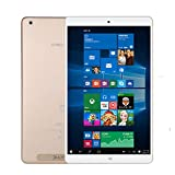 Teclast X80 Power Windows10 Android 5.1 Intel Z8350 2GB 32GB タブレット PC (ゴールド)