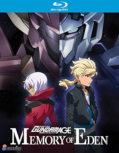 Mobile Suit Gundam Age: Memory Of Eden Ova [Blu-ray]