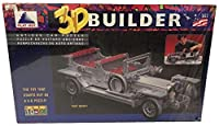 3d Builder ;アンティークCarパズル