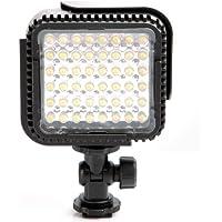 NanGuang CN-LUX480 48 LED ビデオライト 48球 LEDを搭載 カメラ&ビデオカメラ用   LED Video Light Lamp for Canon Nikon Camera Video Camcorder