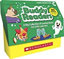 Buddy Readers Class Set, Level C: A Big Collection of Leveled Books for Little Learners