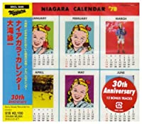 Niagara Calendar 30th Anniversary Ed by Eiichi Ohtaki (2008-03-21)