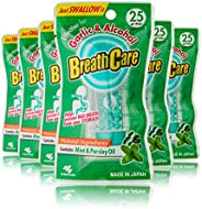 BREATHCARE Breathcare 25 capsule x 6 pack, 150 count, Pack of 6