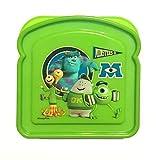 モンスターズ・ユニバーシティ サンドイッチケース ZAK!9148【Monsters University お弁当箱 ランチボックス インポート 輸入 グッズ 雑貨】