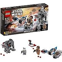 レゴ(LEGO) スター?ウォーズ スキー?スピーダー™ vs.ファースト?オーダー?ウォーカー™ マイクロファイター 75195