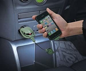 セイワ(SEIWA) iPhone対応 DCチャージャー・量産型ザク 車載用充電器 GC26