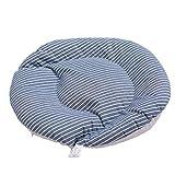 カシア枕、アイブロウパッド、オフィスヒップパッド、ハーブサポートウエストリリースプリント、美しいお尻、ニキビ予防、前立腺,Blue