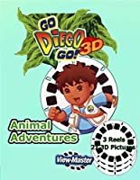Go DIEGO Go - ViewMaster 3リールセット