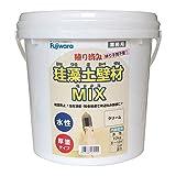フジワラ化学 珪藻土壁材MIX(ミックス) クリーム 10kg