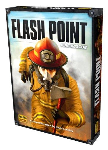 フラッシュポイント 火災救助隊 (Flash Point:Fire Rescue) ボードゲーム
