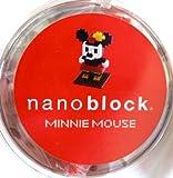 【東京ディズニーリゾート ミニーマウス ナノブロック】 TDR Minnie Mouse nanoblock