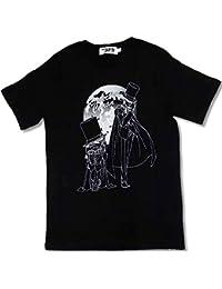 名探偵コナン アニメ キャラ 怪盗 柄 半袖 Tシャツ アメカジ 薄手 メンズ