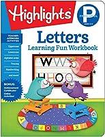 Preschool Letters (Highlights(TM) Learning Fun Workbooks)