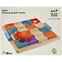 Plan Toys Balancing Ball Tracks [並行輸入品]