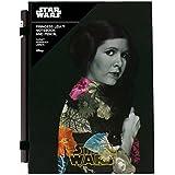 ■スターウォーズ レトロ [レイア姫] 鉛筆付ノートブック■Star Wars Retro [Princess Leia] Notebook With Pencil ■キャリー フィッシャー as レイア姫 ■Carrie Fisher as Princess Leia