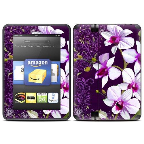 DecalGirl スキンシール Kindle Fire HD(2012年モデル)専用スキン - Violet Worlds