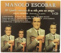 50 Grandes Canciones De Su Vida, Para Sus Amigos (3cd)