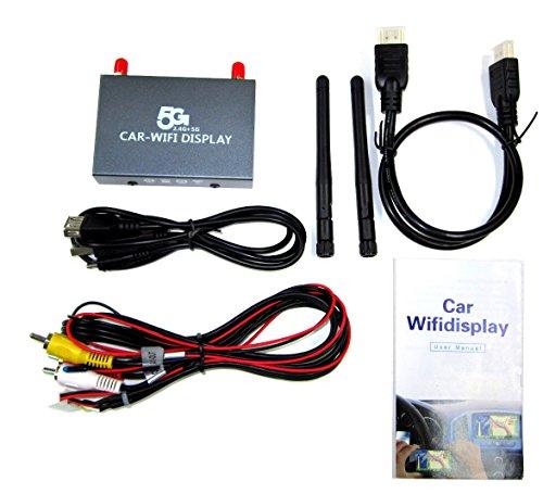 Car Wifi ディスプレイシステム[車のモニターでスマホ...