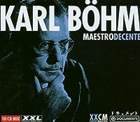 Maestro Decente Karl Boehm