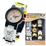 レゴ LEGO リンクウォッチ ストーム・トルーパー STAR WARS 腕時計 LL-8020424 4977524485490[並行輸入品]