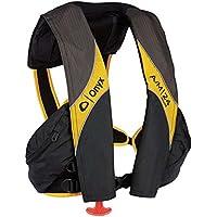 amra-132100 – 701 – 004 – 15 *オニキスOutdoors A / m-24デラックス自動/手動インフレータブルライフジャケット( PFD )