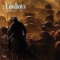 Cowboys 2018 Wall Calendar [並行輸入品]