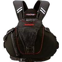 Stohlquist(ストールクイスト) ROCKER  color/Black  size/LG:XL(Chest 102cm~117cm)ライフジャケット  ブラック/黒 523127