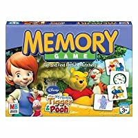 Disney My Friends Tigger & Pooh Edition~The Memory Game by Hasbro [並行輸入品]