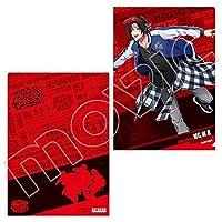 ヒプノシスマイク -Division Rap Battle- クリアファイル 山田二郎 Battle Season