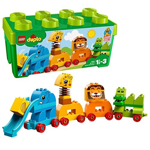 レゴ(LEGO) デュプロ みどりのコンテナデラックス