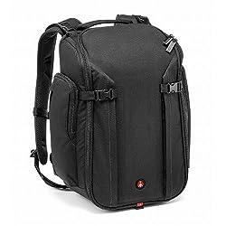 Manfrotto カメラリュック Professionalコレクション 11L 三脚取付・PC収納可 レインカバー付属 ブラック MB MP-BP-20BB