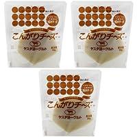 モッツァレラのこんがりチーズ100g×3袋 ヤスダヨーグルト