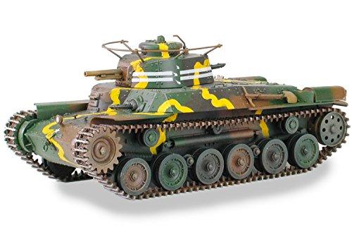 1/35 九七式中戦車 57mm砲搭載・新車台