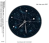 the time, now 2017 -太陽系時空間地図 地球暦 H.C. 2017.03.20-2018.03.20-[OP005]
