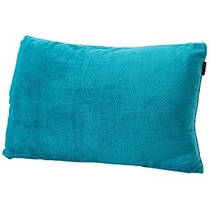 mofua(モフア)枕カバー 43×90cm ターコイズ 1年間品質保証 静電気防止加工 プレミアムマイクロファイバー 50020029