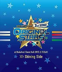 THE IDOLM@STER SideM 2nd STAGE ~ORIGIN@L STARS~ Live Blu-ray  (Shining Side)