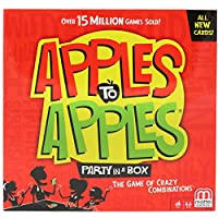 APPLES TO APPLES PARTY BOX: FAMILY EDITION