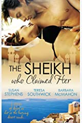 The Sheikh Who Claimed Her - 3 Book Box Set (Brothers of Bha'Khar) Kindle Edition