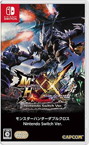 MHXX 「MHXX  Nintendo Switch Ver.」の予約が開始、綺麗なゲーム画面も!
