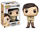 Funko POP Television Workaholics Anders Action Figure