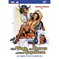 The Virgo, The Taurus and the Capricorn by Edwige Fenech
