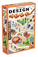 Pegasus Spiele 18283G Design Town Board Game [並行輸入品]