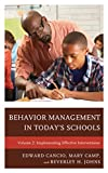Behavior Management in Today's Schools: Implementing Effective Interventions (English Edition)